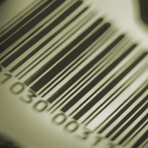 Barcodes to mark property